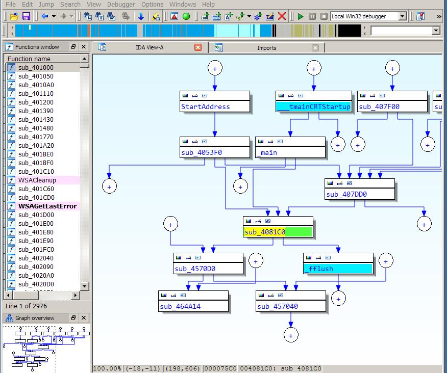 IDA Pro Disassembler